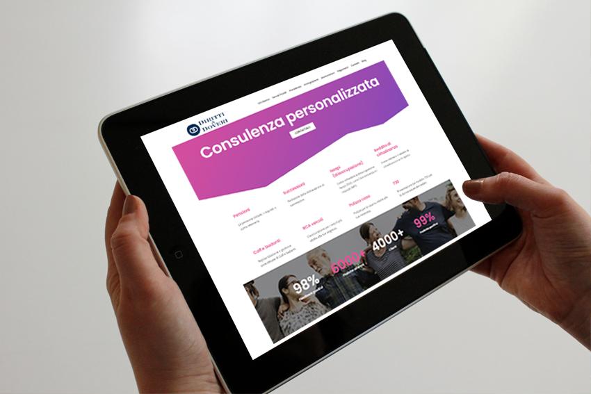 Nuovo sito Web Diritti & Doveri